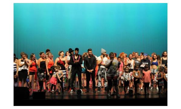 Remerciements - Gala 2015 - Montceau-les-Mines