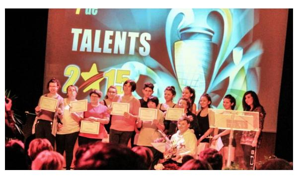 Mine de Talents 2015