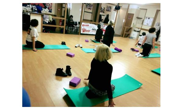 Stretching-Relaxation - Ecole Nilda Dance - Montceau-les-mines