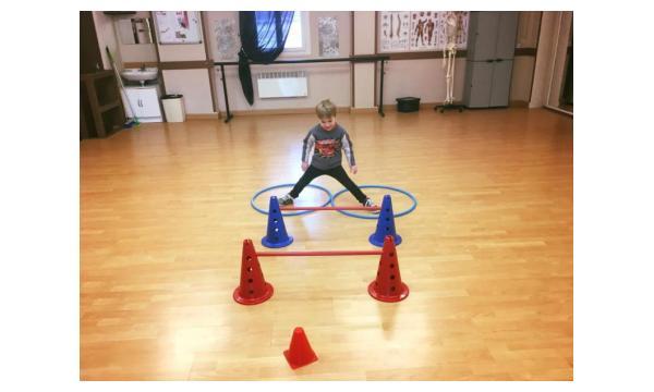 Handidanse Enfant ) Centre de Danse Nilda Dance )- Montceau-les-mines