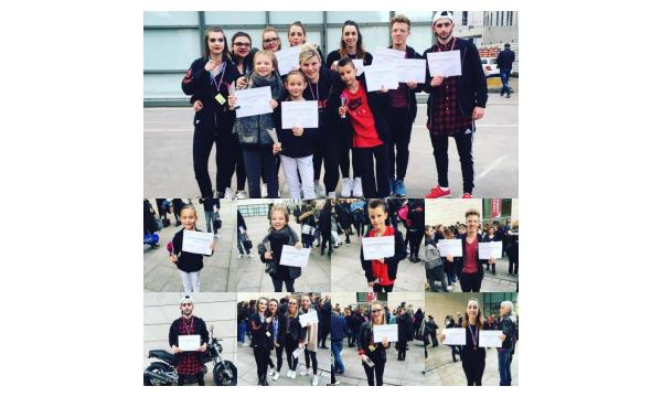 Concours CND 2017 - Centre de Danse Nilda Dance - Montceau-les-mines