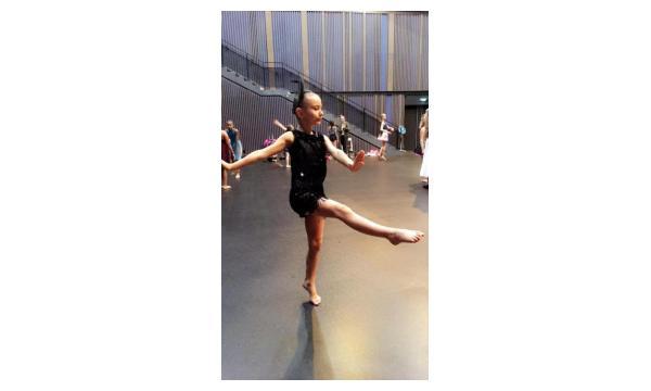 Luna -Concours Européen Dance Compétition - 2ème Prix Jazz minime