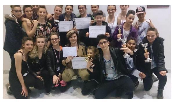 7 Passages 7 Récompenses 2015 Dijon Centre de Danse Nilda Dance 71