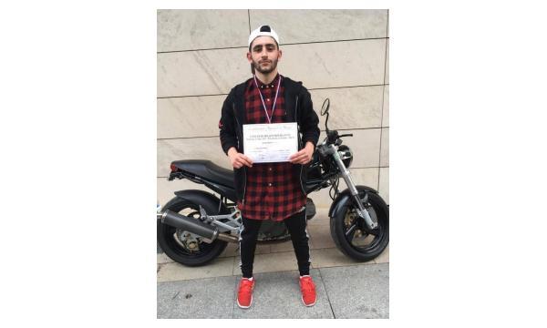 1er Prix Régional - Dorian Hip Hop Catégorie 4