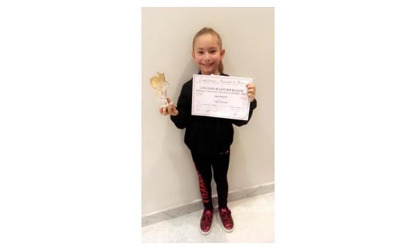 Luna 1ere prix accès national coup de coeur félicitations du jury et reclassée PAA