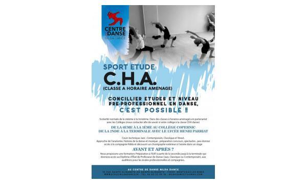 CHA - Montceau les mines - Nilda Dance