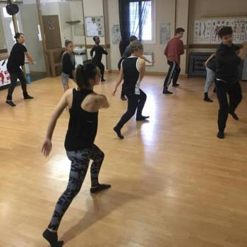 Cours Inter/Avancé Modern'Jazz - Centre de danse Nilda Dance - Montceau-les-mines