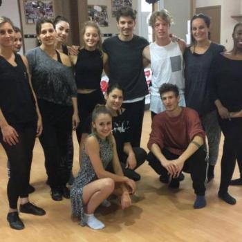 Groupe Modern'Jazz Inter/Avancé - Centre de danse Nilda Dance - Montceau-les-mines