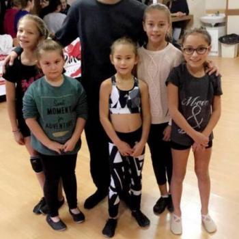 Groupe Enfant Modern'Jazz - Centre de danse Nilda Dance - Montceau-les-mines