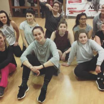 Stage Décembre - Dancehall - Montceau-les-mines - Centre de danse Nilda Dance