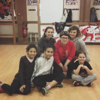 Stage Décembre - Handidanse/Danse - Montceau-les-mines - Centre de danse Nilda Dance
