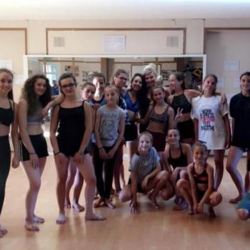 Stage Sabrina Lonis - Centre de danse Nilda Dance - Montea-les-Mines