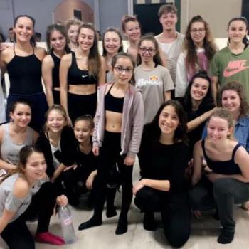 Laura TOUTON & Jerky JESSY - Centre de Danse Nilda Dance - Montceau-les-mines