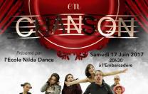 La Vie en Chanson - Show Nilda Danseur - Centre de danse Nilda Dance - Montceau-les-Mines