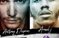 Stage avec Anthony DESPRAS et ARMEL J Samedi 7 Avril  - Centre de Danse Nilda Dance - Montceau-les-mines
